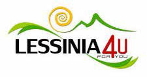 Logo progetto lessinia 4u