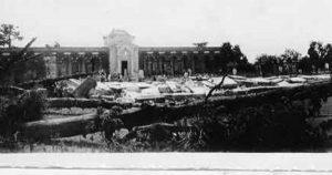 Nubifragi storici a illasi