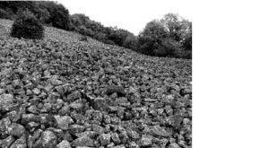 Sassi mori del monte belloca